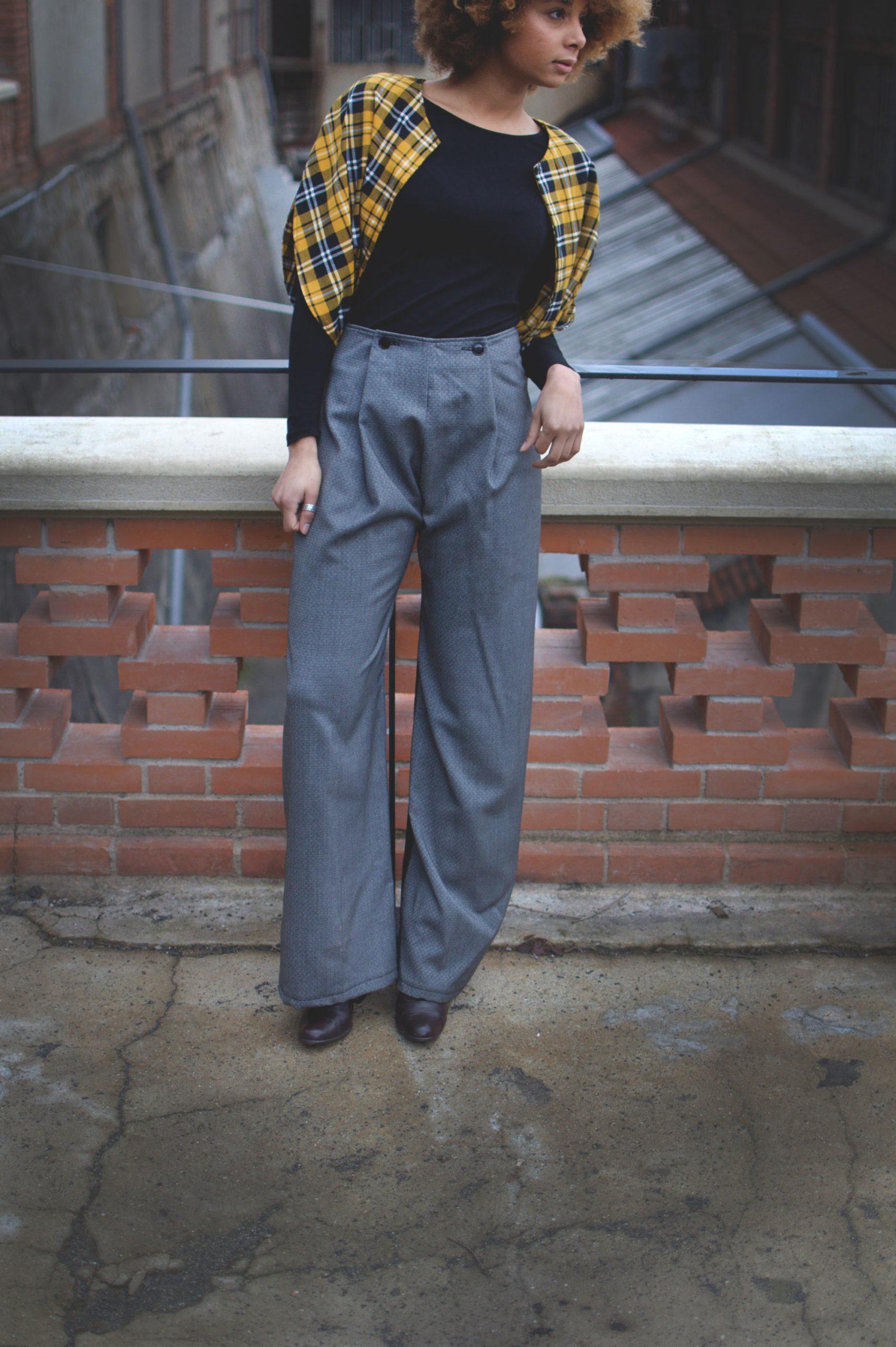 Veste et pantalon Who_Men