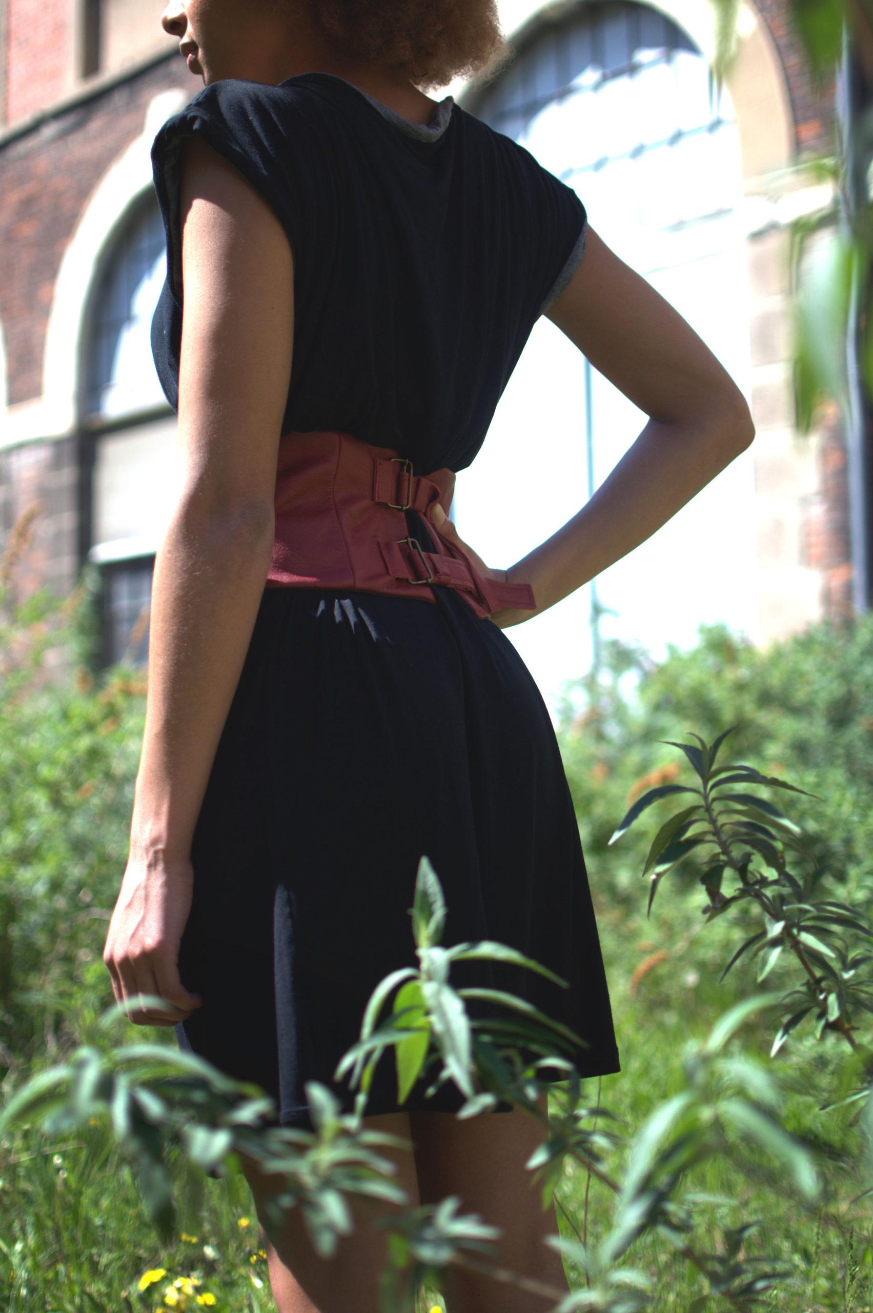 Robe Testa Testa et corset