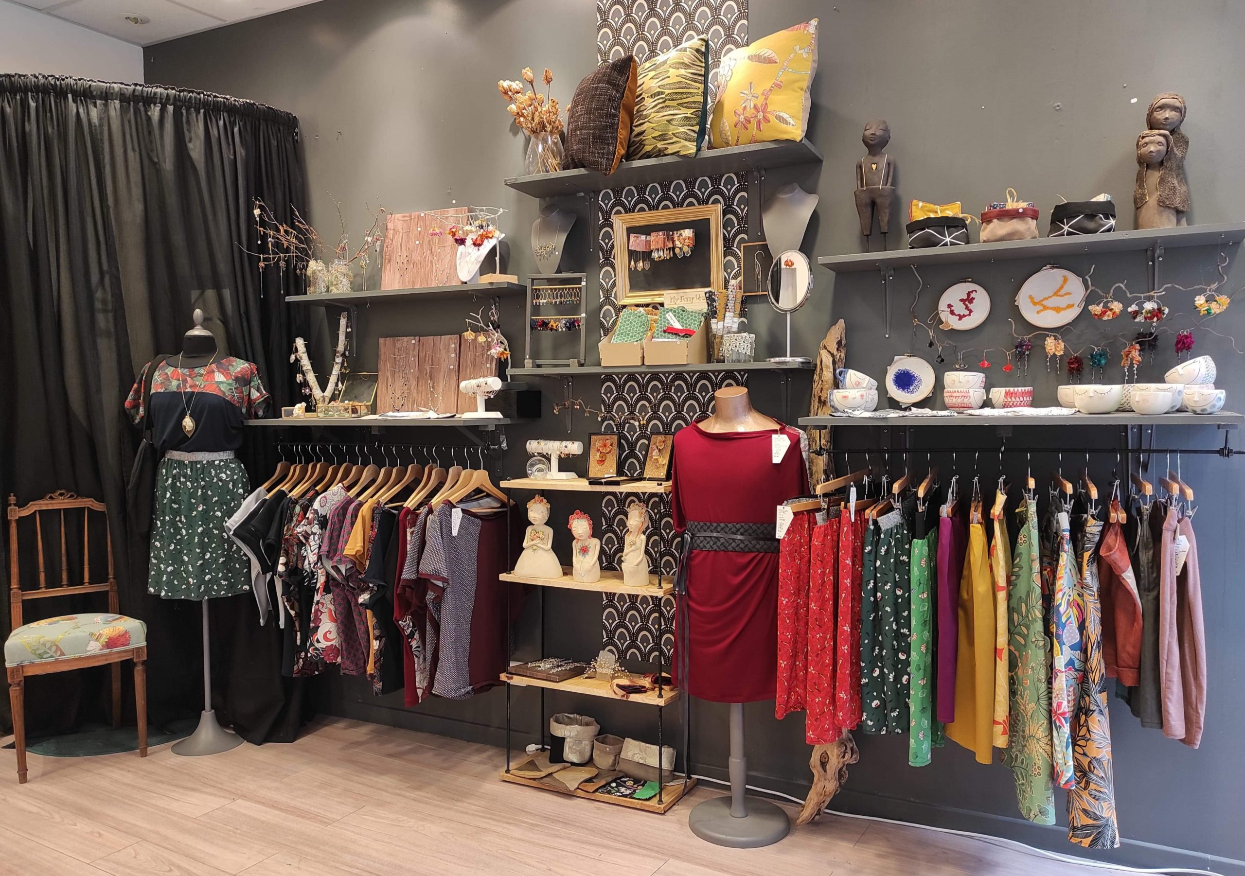 Boutique La Femme à Barbe Saint-Étienne